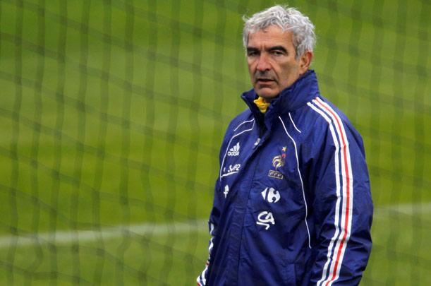 Die WM 2010 wurde Raymond Domenech zum Verhängnis. (Foto: imago)